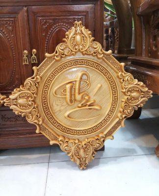 Phòng thờ nên treo chữ gì hợp phong thủy gia chủ nhất?