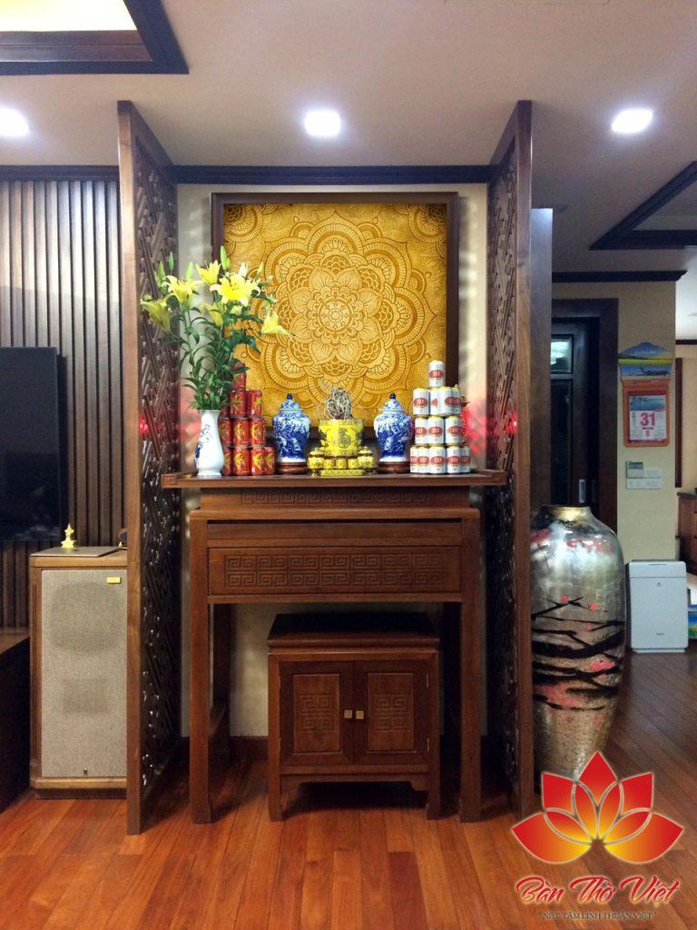 Mẫu mua bàn thờ ở đâu Hà Nội tại Bàn thờ Việt