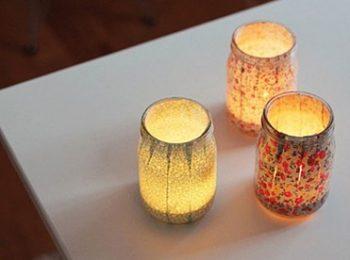Các tác phẩm đèn nến trúc chỉ ĐẸP lung linh làm Say Đắm lòng người